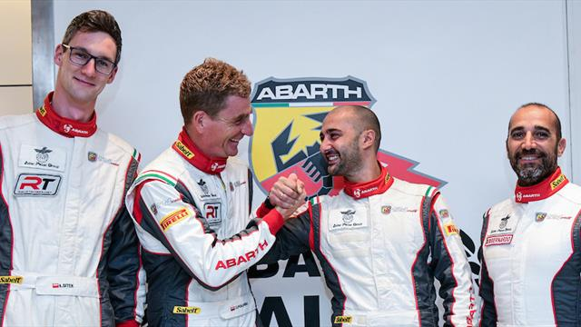ERC Abarth Rally Cup set for final-day decider