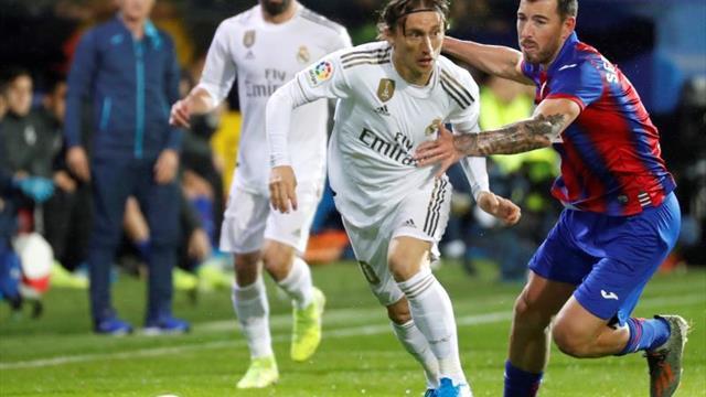 """Sergi Enrich: """"El Real Madrid hizo un partidazo"""""""