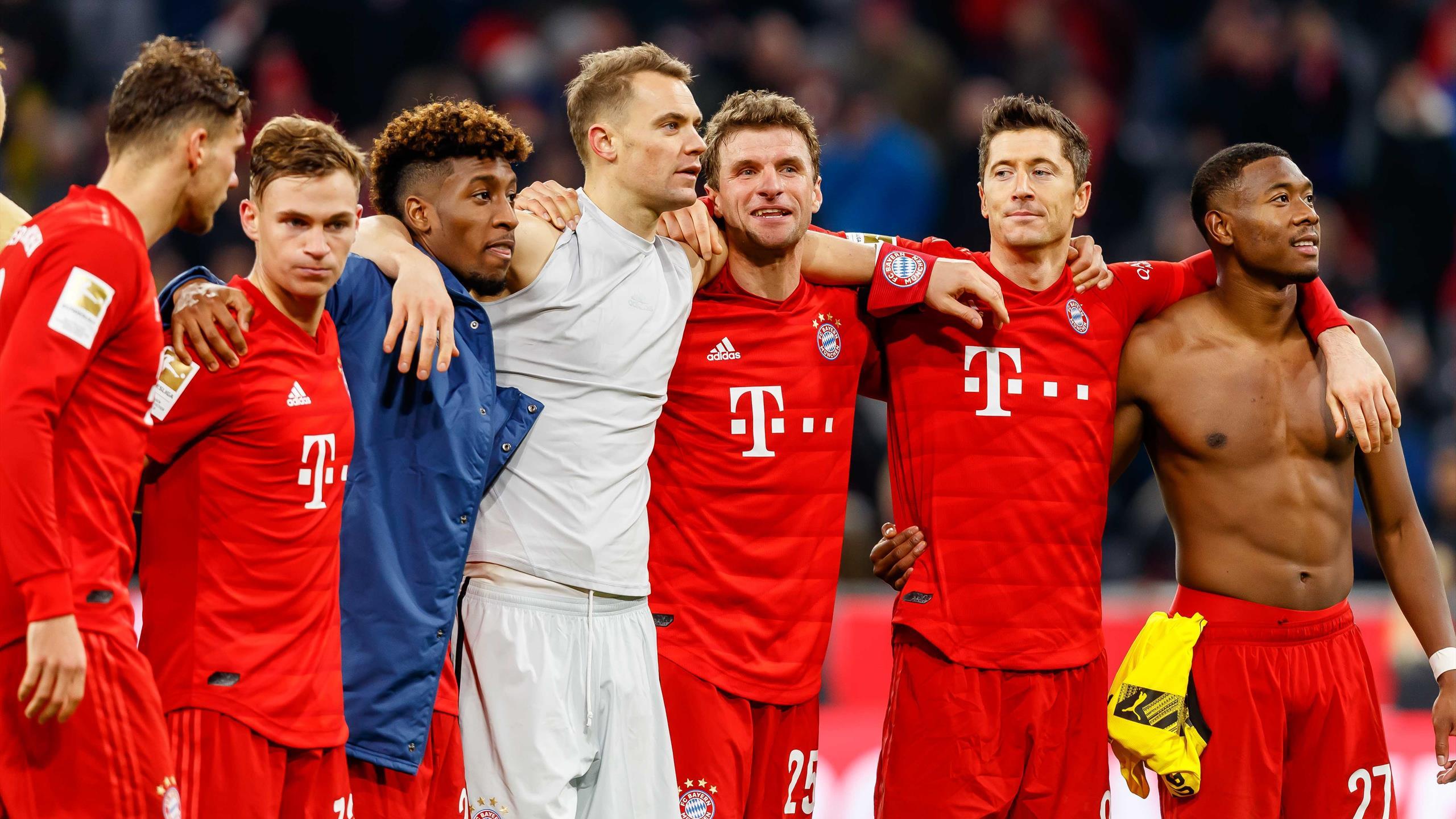 Боруссия против баварии лига чемпионов