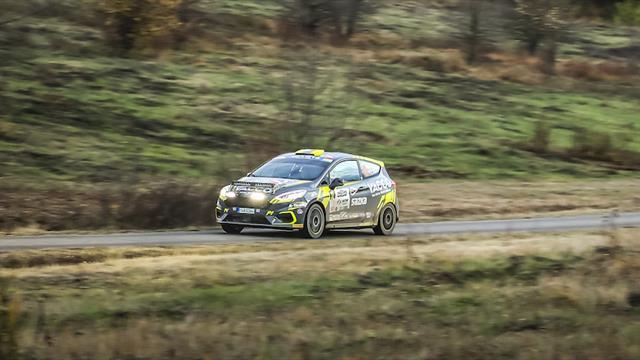 Cais guida l'ERC3 nonostante la penalità