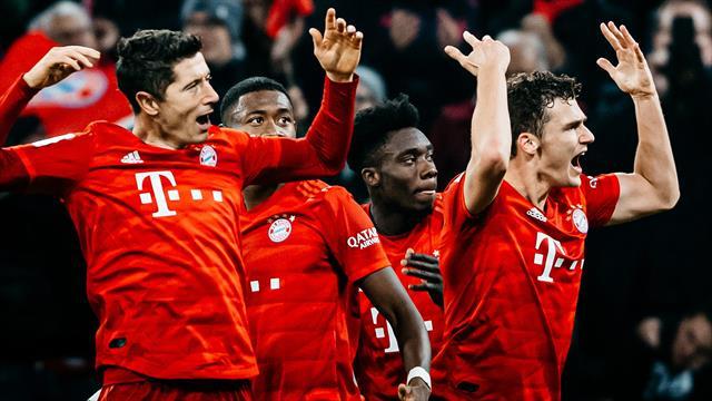 Drei Dinge, die auffielen: Die Bayern-Bestie ist erwacht