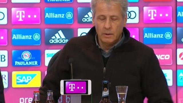 """Favre : """"Notre esprit encore encore à l'Inter, on n'en a pas assez fait"""""""