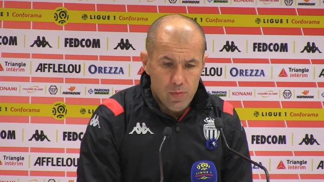 "Ligue 1: 13e j. - Jardim: ""Un match correct"""