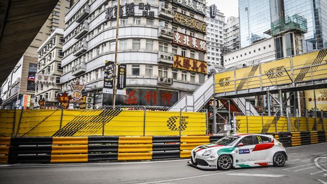 WTCR Race of Macau, il programma