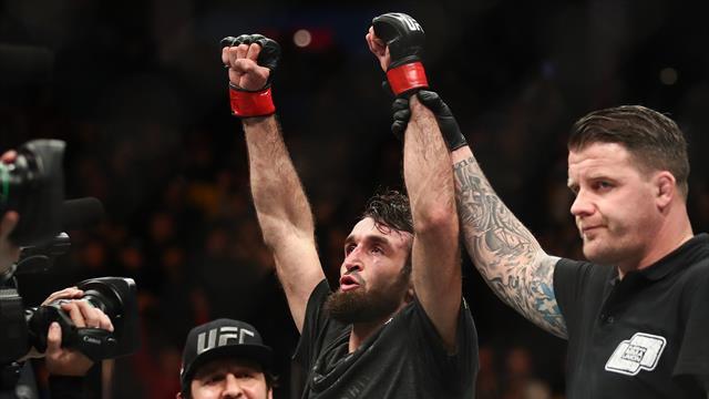 Забит и Волков победили, брат Хабиба улетел в первом раунде – итоги вечера UFC в Москве