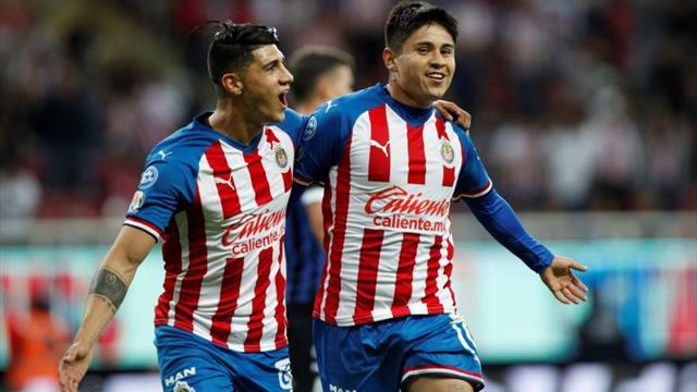 Tena asegura que Chivas tuvo su 'mejor funcionamiento' ante Querétaro
