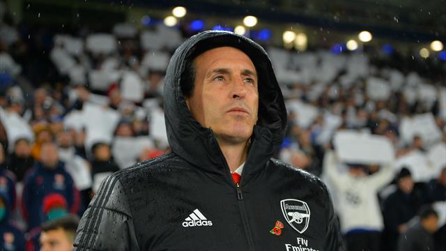 Arsenal's problems bigger than Emery, says Adams