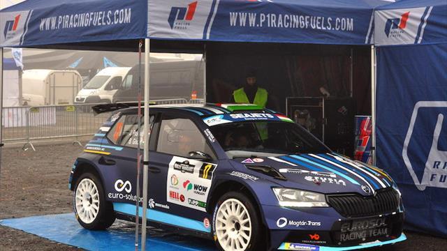 P1 Racing Fuels sarà fornitore ufficiale dell'ERC. Ecco il P1 Racing Fuels Podium Challenge
