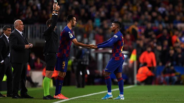 Semedo absent cinq semaines avec le Barça