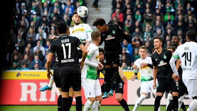 Gladbach gegen Werder Bremen live im TV, Livestream und Liveticker