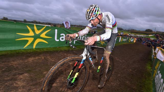 👀 Sigue en directo el europeo de ciclocross con Van der Poel como gran favorito