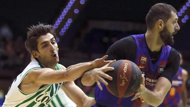 🏀 El Barça vence en la cancha del Betis gracias a una gran actuación de Higgins y Mirotic