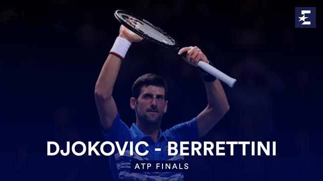 63 minutes et 3 jeux lâchés : Djokovic pouvait difficilement espérer de meilleurs débuts