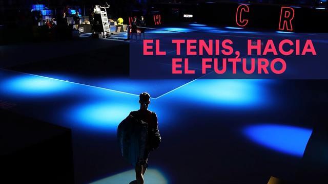 El tenis busca adaptarse al futuro para no perder a la afición