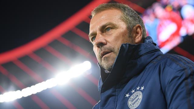 Flick sera l'entraîneur au moins jusqu'à Noël — Bayern Munich