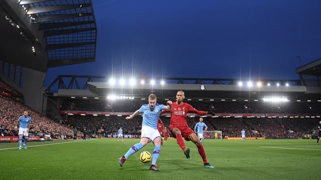FC Liverpool gegen Manchester City live im TV, Livestream und Liveticker
