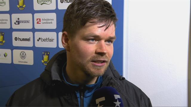 Kaiser efter sejren mod Esbjerg: Præstationen var ikke den bedste