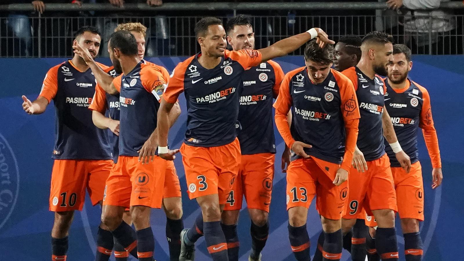 Ligue 1 : Montpellier renoue avec la victoire face à Toulouse (3-0) - Eurosport.fr