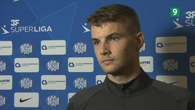 Jacob Lungi efter nyt Esbjerg-nederlag: Vi kæmper med det mentalt