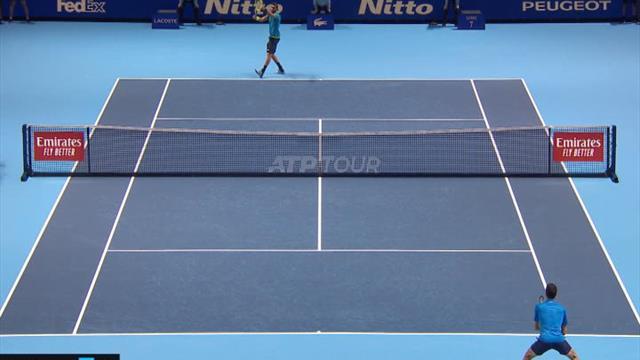 ATP Masters - Victoire express de Djokovic sur Berrettini