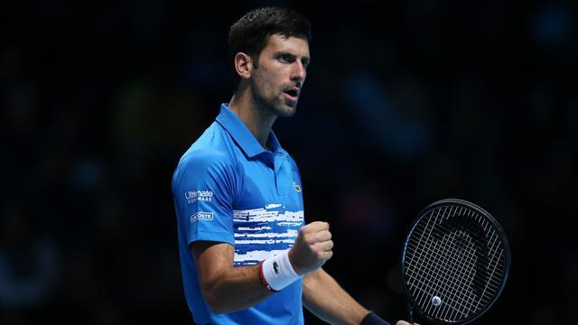 Djokovic, la force de l'habitude