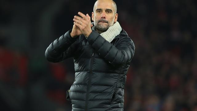 Guardiola ignores Liverpool handball but praises Man City performance