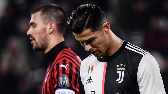 Сарри поменял Роналду вовтором матче подряд, португалец сразу ушёл враздевалку