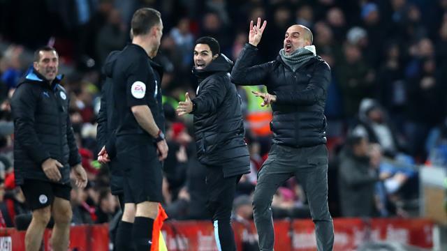 """Guardiola spielt Schiedsrichter-Zoff herunter: """"War nicht sarkastisch"""""""