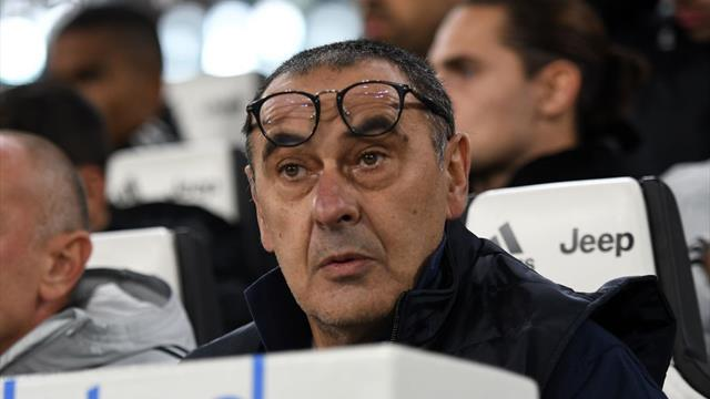 """Sarri: """"Caso Ronaldo? Lui ha dato tutto e ci sta che si arrabbi. Sarei sorpreso del contrario"""""""