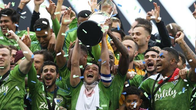 Seattle s'offre son 2e titre de champion