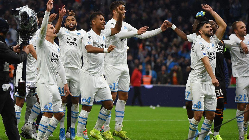 Calendrier Des Matchs De Lom.L Antiseche D Om Ol 2 1 Marseille N Est Pas Un Dauphin