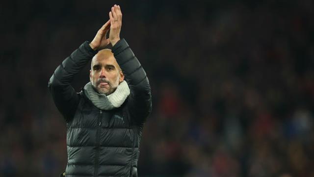"""Guardiola nach Liverpool-Klatsche: """"Haben gezeigt, warum wir Meister sind"""""""