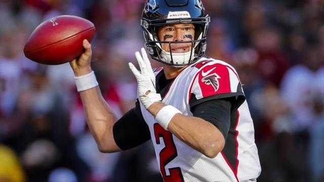 9-26. Ryan y los Falcons detienen la marcha ganadora de los Saints