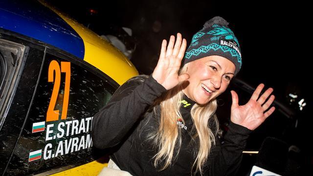 Stratieva wins ERC Ladies' Trophy after dramatic twist