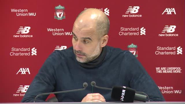 """Guardiola : """"L'une des performances dont je suis le plus fier de ma carrière de manager"""""""