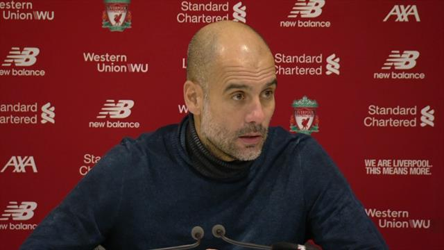 Guardiola: Ask Mike Riley and the big bosses about VAR
