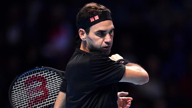 """Federer : """"Je n'ai plus le droit de perdre, ça me va"""""""