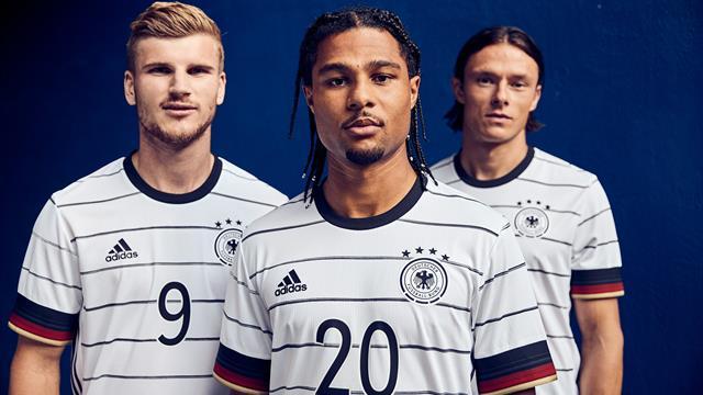 Peinliche Panne: Spielernamen auf neuen DFB-Trikots im Online-Shop falsch