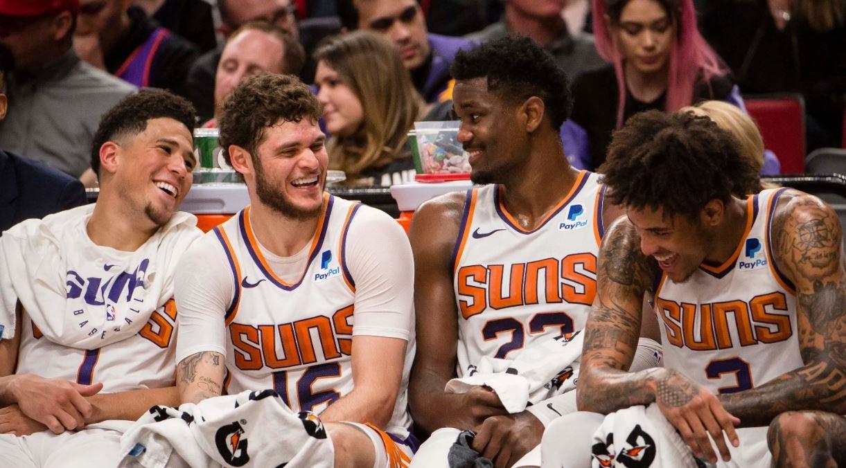 Phoenix Suns oyuncuları, 2019-2020