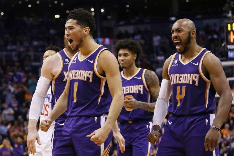 Devin Booker, Phoenix Suns, 2019-2020
