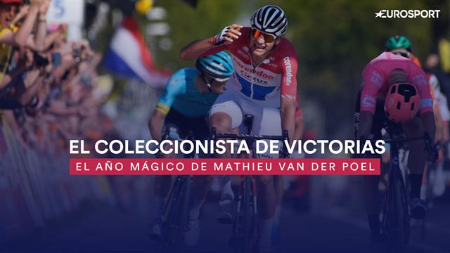 Mathieu Van der Poel, el coleccionista de heroicidades: sus victorias más espectaculares de 2019