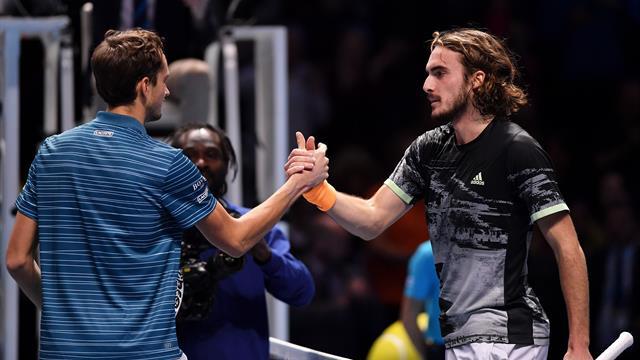 Nadal - Medvedev: Horario y dónde ver el partido de las ATP Finals