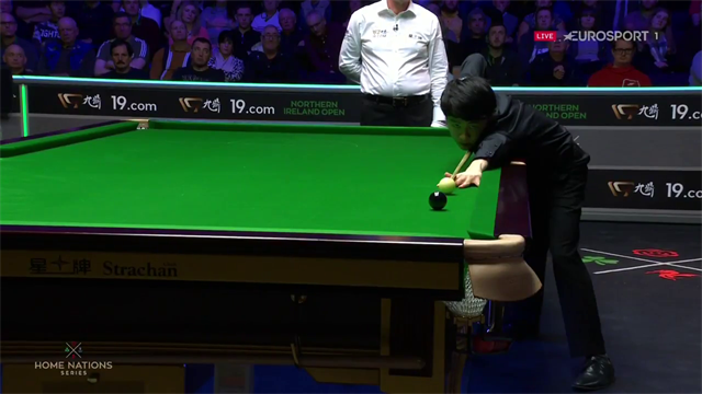 'What drama!' – Xu Si misses chance to take 3-1 lead against Mark Selby
