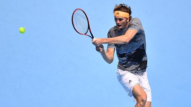 Die ATP World Tour Finals live im TV und im Livestream