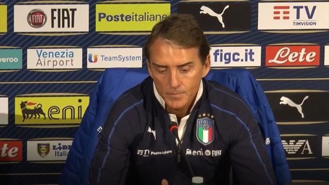 """Mancini: """"Convocare Balotelli per lanciare un messaggio? Mario in Nazionale solo se lo merita..."""""""