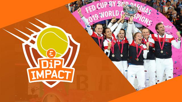 Les Bleues championnes du monde ! Revivez Dip Impact