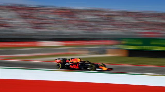 Cockpit vergeben: Red Bull setzt weiter auf Albon