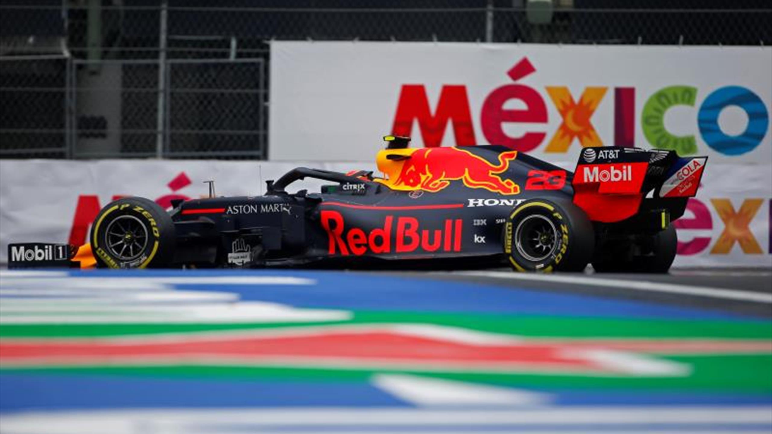 Alex Albon Continuara Con Aston Martin Red Bull En 2020 Eurosport