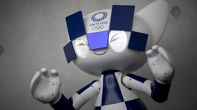 Mi-Pokémon, mi-athlète du futur : voici Miraitowa, la mascotte de Tokyo 2020