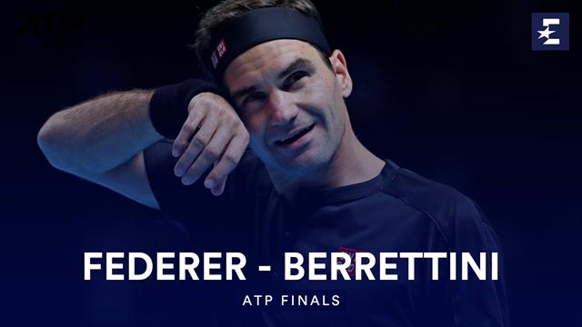 Encore en demi-teinte, Federer s'est donné le droit d'espérer à l'expérience